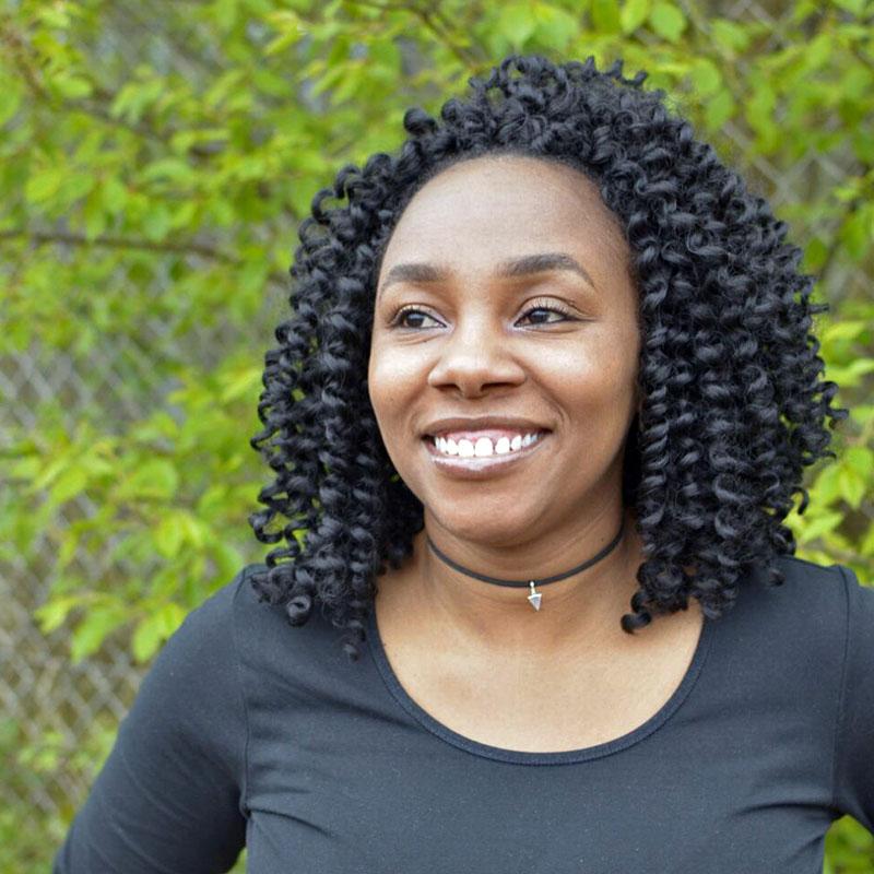 Foto van Cathy Raeven-Wangari